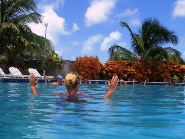 Aquafit Classes Belize